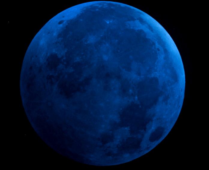 Blue Moon Hypothetical representation