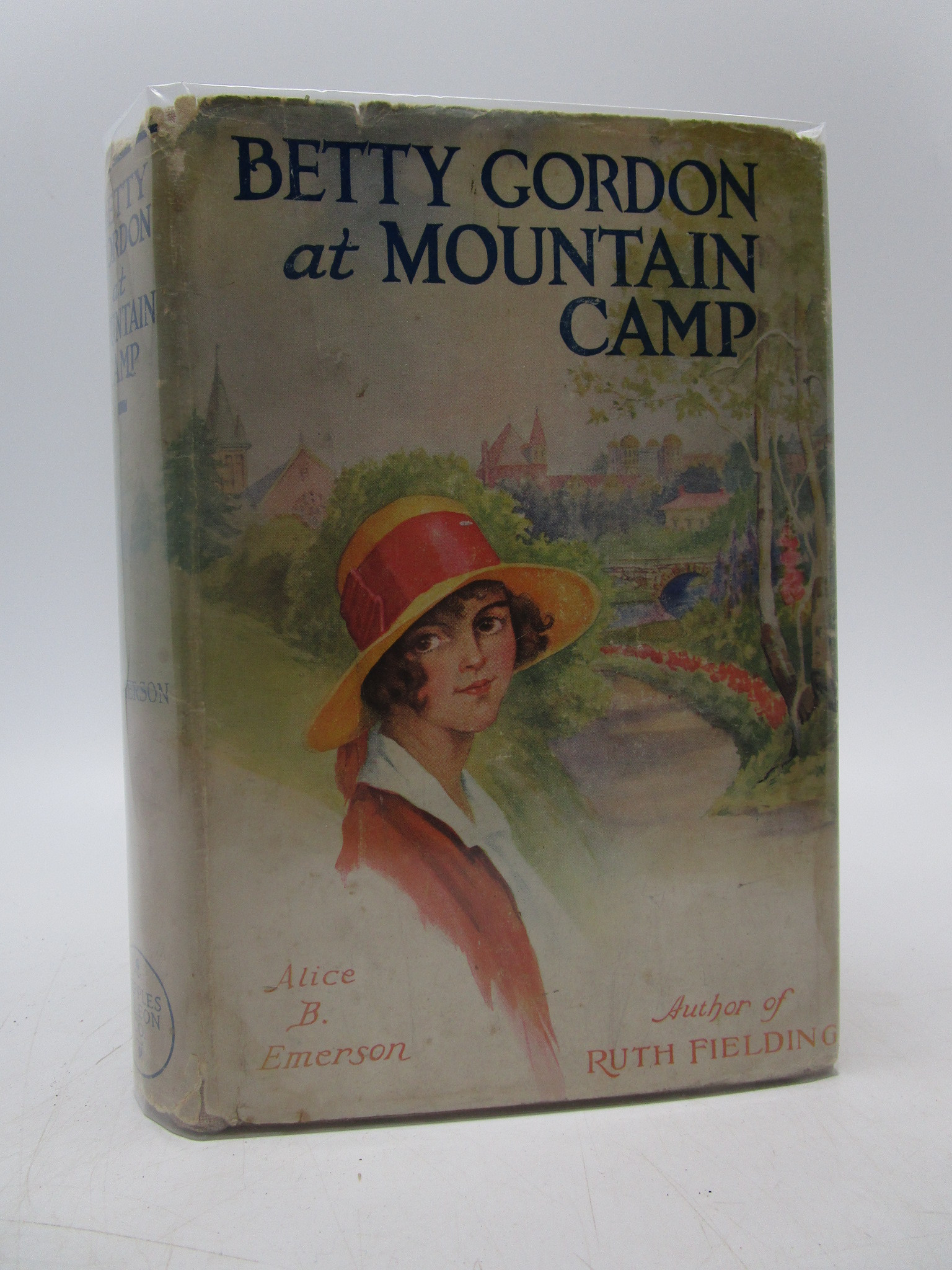 Image for Betty Gordon at Mountain Camp or The Mystery of Ida Bellethorne (First Edition)