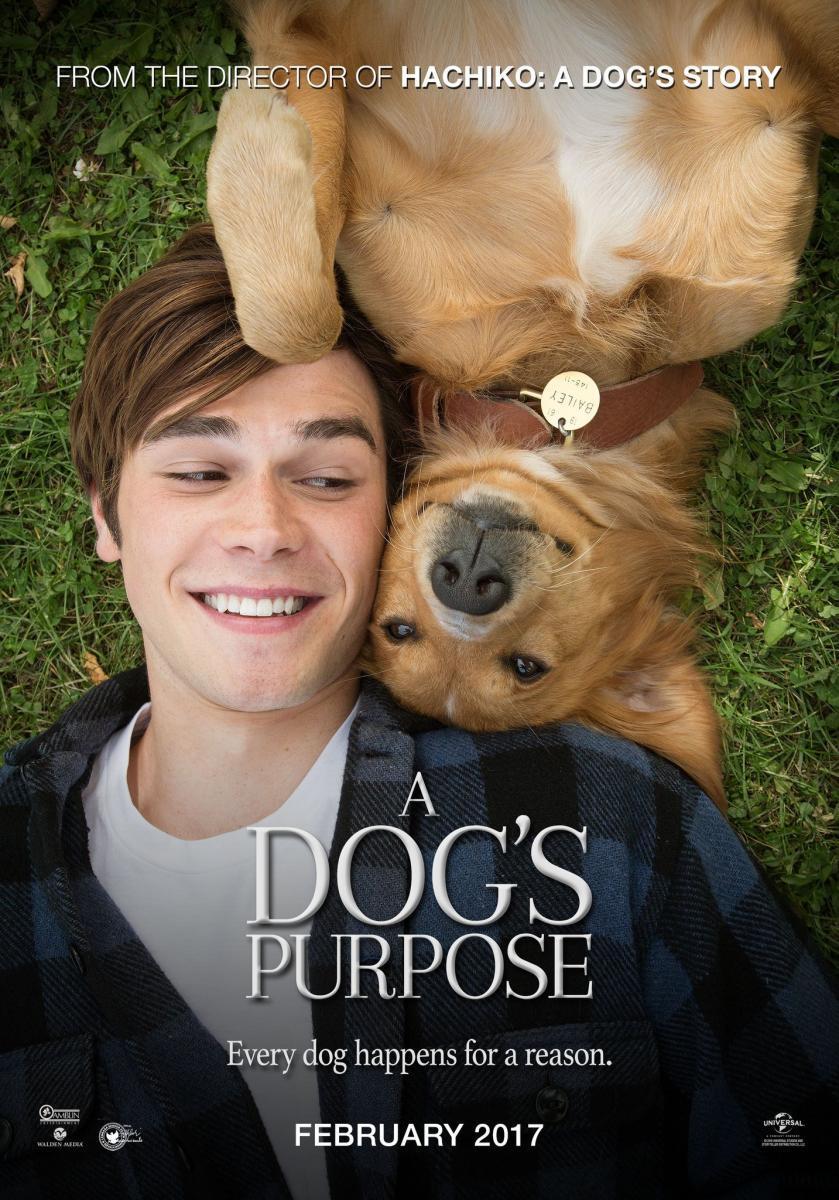 ძაღლური ცხოვრება A DOG'S PURPOSE