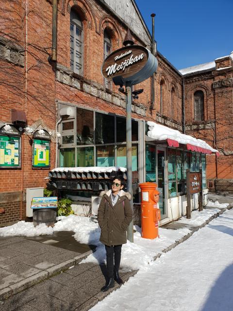 Part 3 Winter di Negeri Sakura Hokkaido