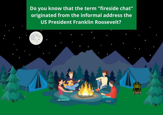 Tahukah Anda-bahwa-istilah-obrolan-perapian-berasal-dari-alamat-informal-Presiden-AS-Frankl