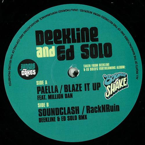 Deekline & Ed Solo - Paella / Soundclash
