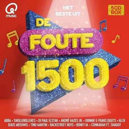 HET BESTE UIT DE FOUTE 1500 [5CD] (2021) MP3
