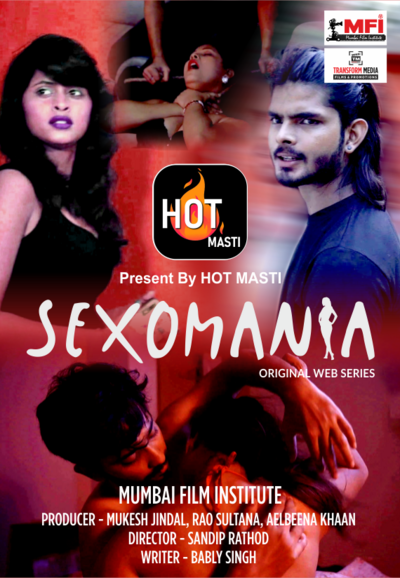 18+ Sexomania 2020 S01E01 Hindi Hotmasti Web Series 720p HDRip 200MB Watch Online
