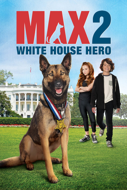 Max 2 Beyaz Saray Kahramanı - Max 2 White House Hero (2017) 720p BEiN WEB-DL [TR] AAC H264