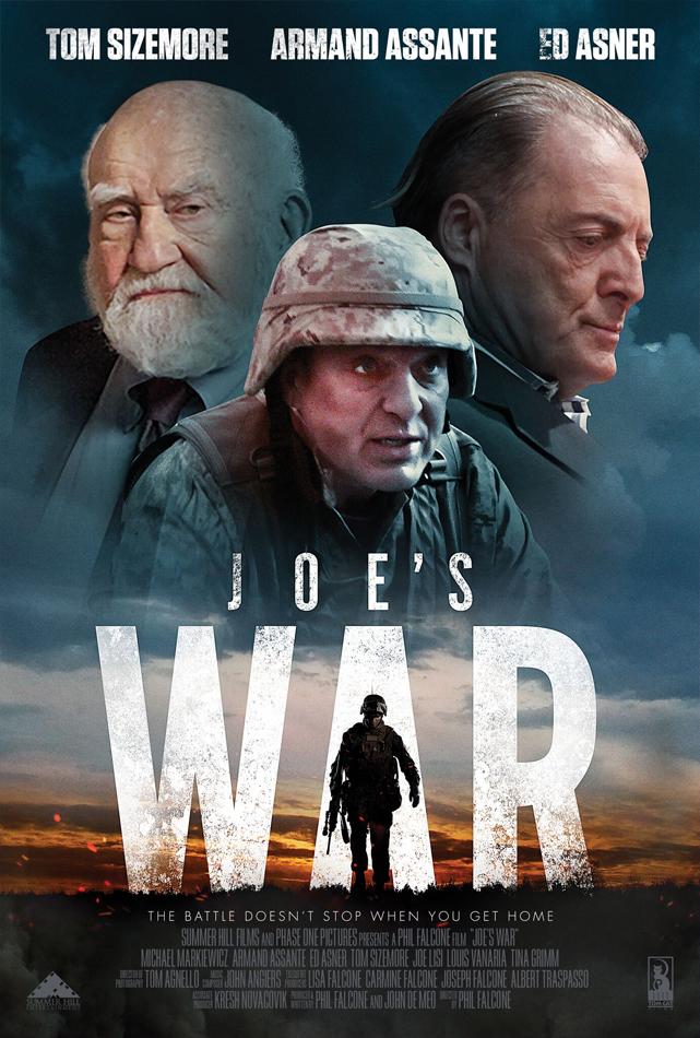 Powrót z wojny / Joe's War (2017) PL.WEB-DL.x264-FOX / Lektor PL