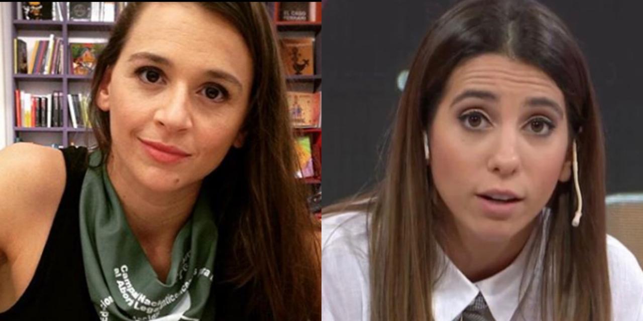 """Laura Azcurra le respondió a Cinthia Fernández tras ser tildada de """"artista K"""": """"Qué están haciendo por los otros en este momento""""."""