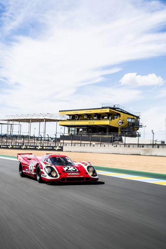Porsche réuni six prototypes vainqueurs au classement général au Mans S20-4240-fine