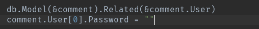 "comment.User.Password="""""