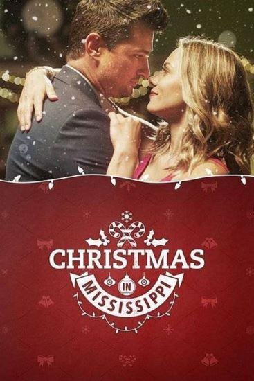 Małomiasteczkowe święta / Christmas in Mississippi (2017) PL.WEB.XviD-GR4PE / Lektor PL
