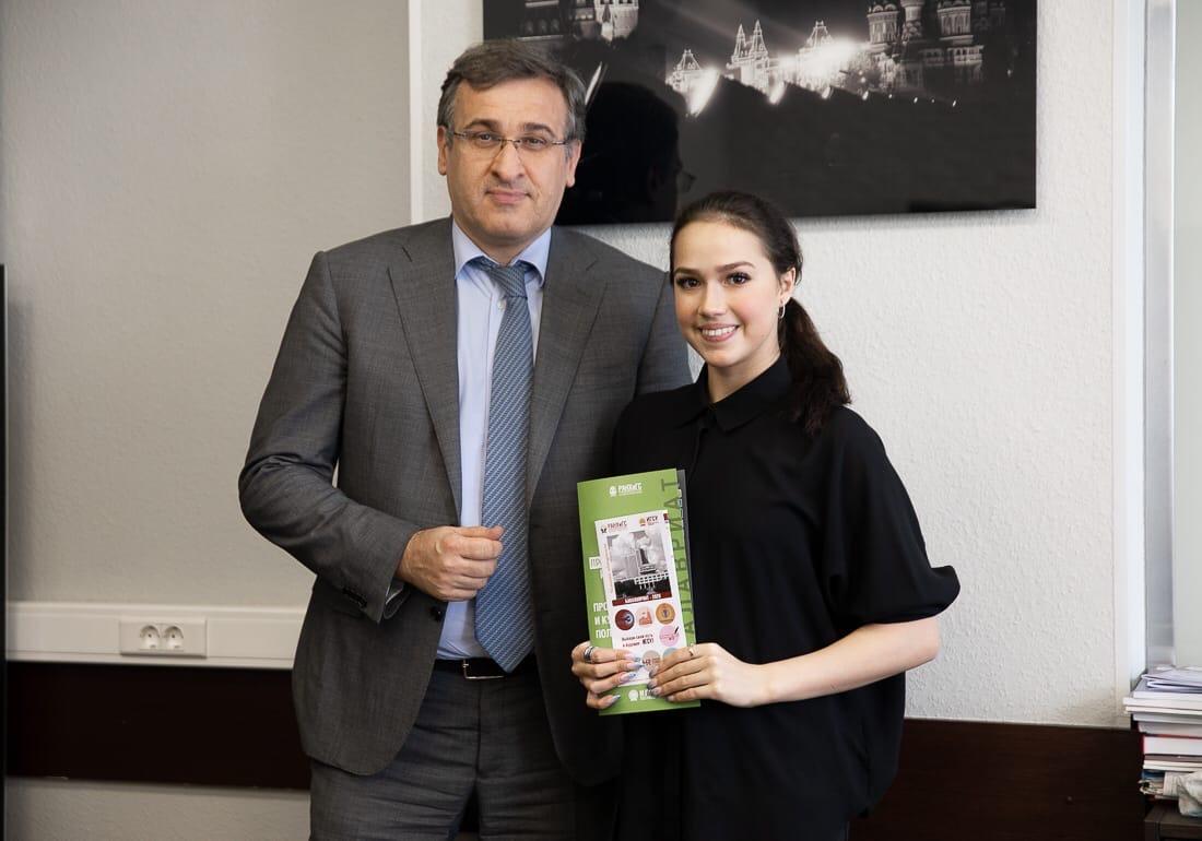 Алина Ильназовна Загитова-3 | Олимпийская чемпионка - Страница 10 OHC5bnhu-Dw