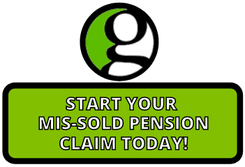 mis-sold pension claim button