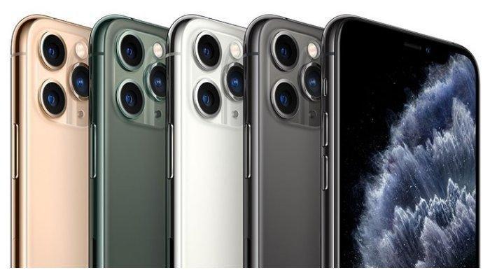 iPhone 11 Pro Max dan iPhone 11 Pro