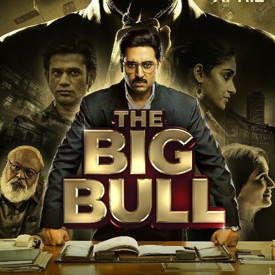 The Big Bull (2021) Hindi 1080p HDRip x264 AAC 1.3GB ESub