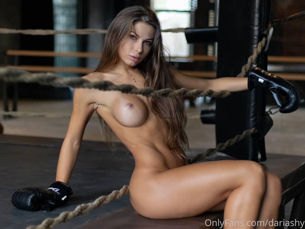 Shy naked daria DARIA SHY
