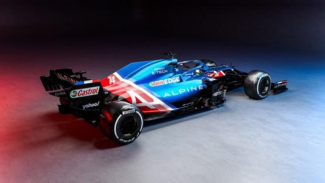 F1 2021 : Alpine F1 Team Lance Sa Saison 2021 Alpine-F1-Team-Lancement-de-la-saison-2021-04