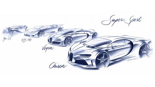 Bugatti Chiron Super Sport – la quintessence du luxe et de la vitesse  05-05-bugatti-chiron-super-sport-deisgn-sketch-generations