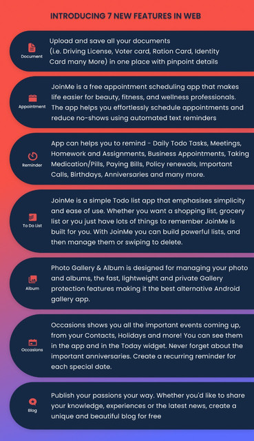 Ferramenta de videoconferência OyeLearn (Android + iOS + Web APP + Web + Desktop - Windows, Mac e Linux) - 9