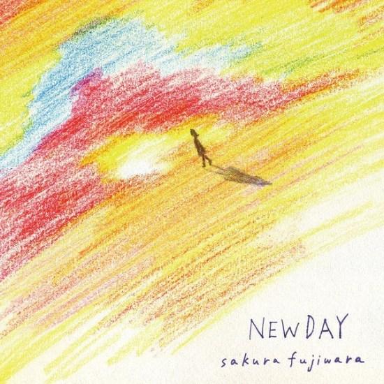 [Single] Sakura Fujiwara – NEW DAY