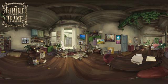 日商曉數碼 x 台灣遊戲工作室品牌「曙光工作室」  首款敘事解謎手遊「傾聽畫語」將於春天暖心上市! 2-2-D-360