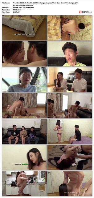 Pron-Hub-HD-Work-The-World-Of-Exchange-Couples-Their-Own-Secret-Technique-2021-Korean-1337x-HD-Link