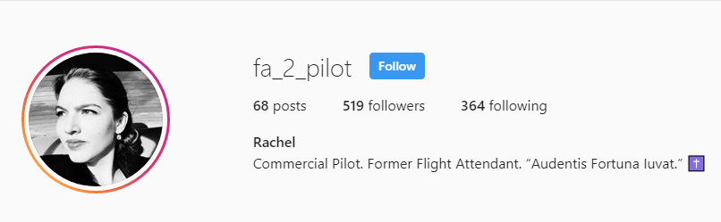 The fa_2_pilot travel product recommended by Rachel Maxwell on Pretty Progressive.
