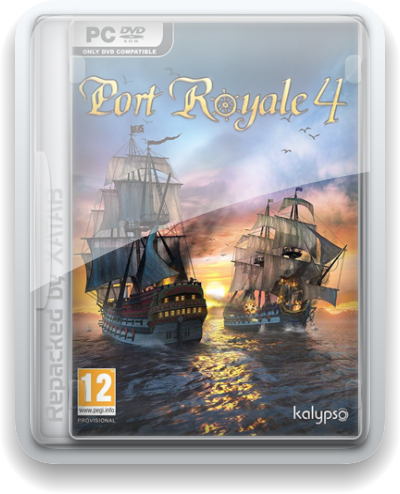 Port Royale 4: Extended Edition (v.1.0.0.15792 + DLC) [2020г.] | Repack от xatab