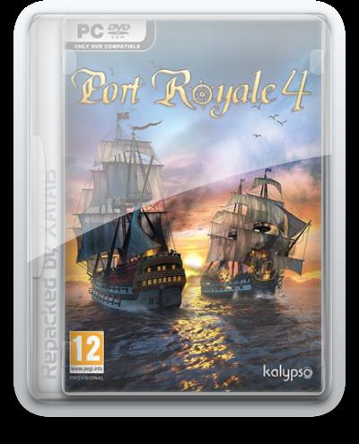 Port Royale 4: Extended Edition (v.1.0.0.15792 + DLC) [2020г.] | Repack от xatab