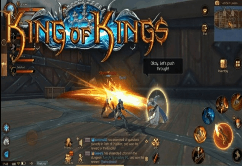 Moment Games Online