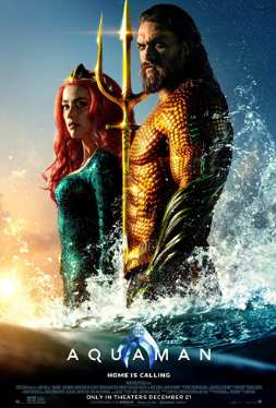 Web download film Aquaman (2018) HDCAM 720p