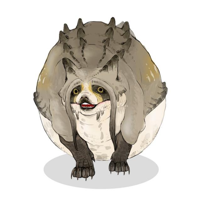 Capcom公開了一組《魔物獵人 崛起》的新魔物「Bombadgy」的概念圖,這是一隻以狸貓作為原型的生物,在遊戲中你經常可以看到牠懶散地在某個陰涼下休息。 Image