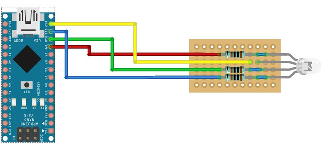 RGB-Led-Wiring