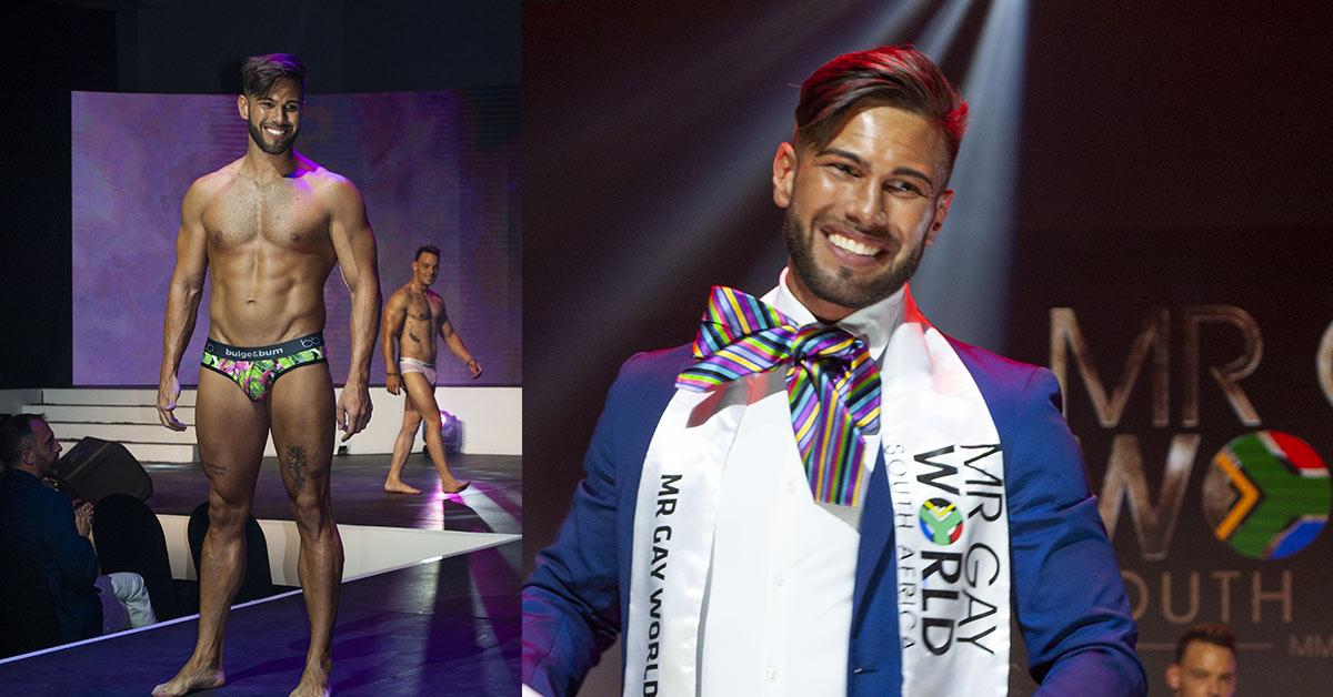 louw breytenbach vence mr gay world south africa 2021. Mr-gay-world-sa-2021a