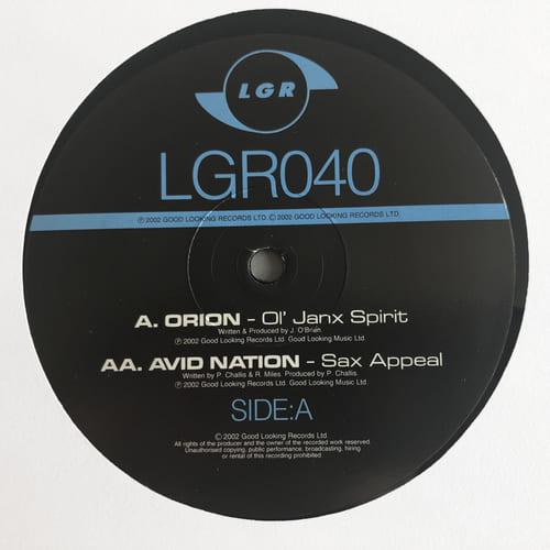 Download VA - Ol' Janx Spirit / Sax Appeal / Lakez / Defalt mp3