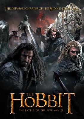 Lo Hobbit: La Battaglia Delle Cinque Armate  [EXTENDED](2014) UHD 4K WEBDL  2160p HEVC HDR AC3 ITA-DTS-HD Eng-Subs