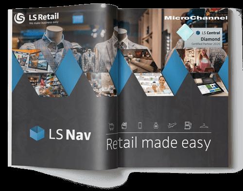 LS Nav retail brochure