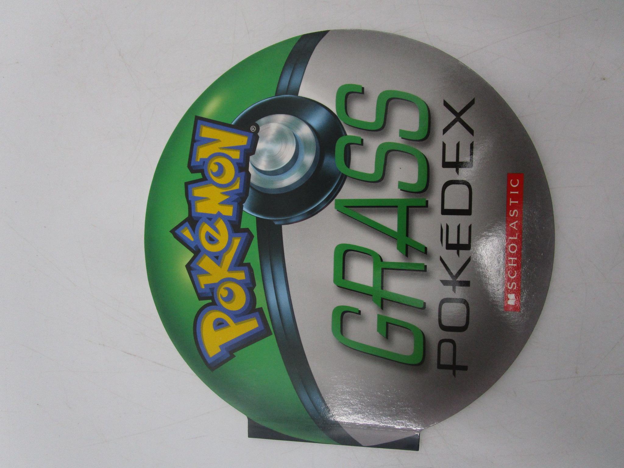 Image for Pokemon Grass Pokedex (Grass Pokedeck) First Edition