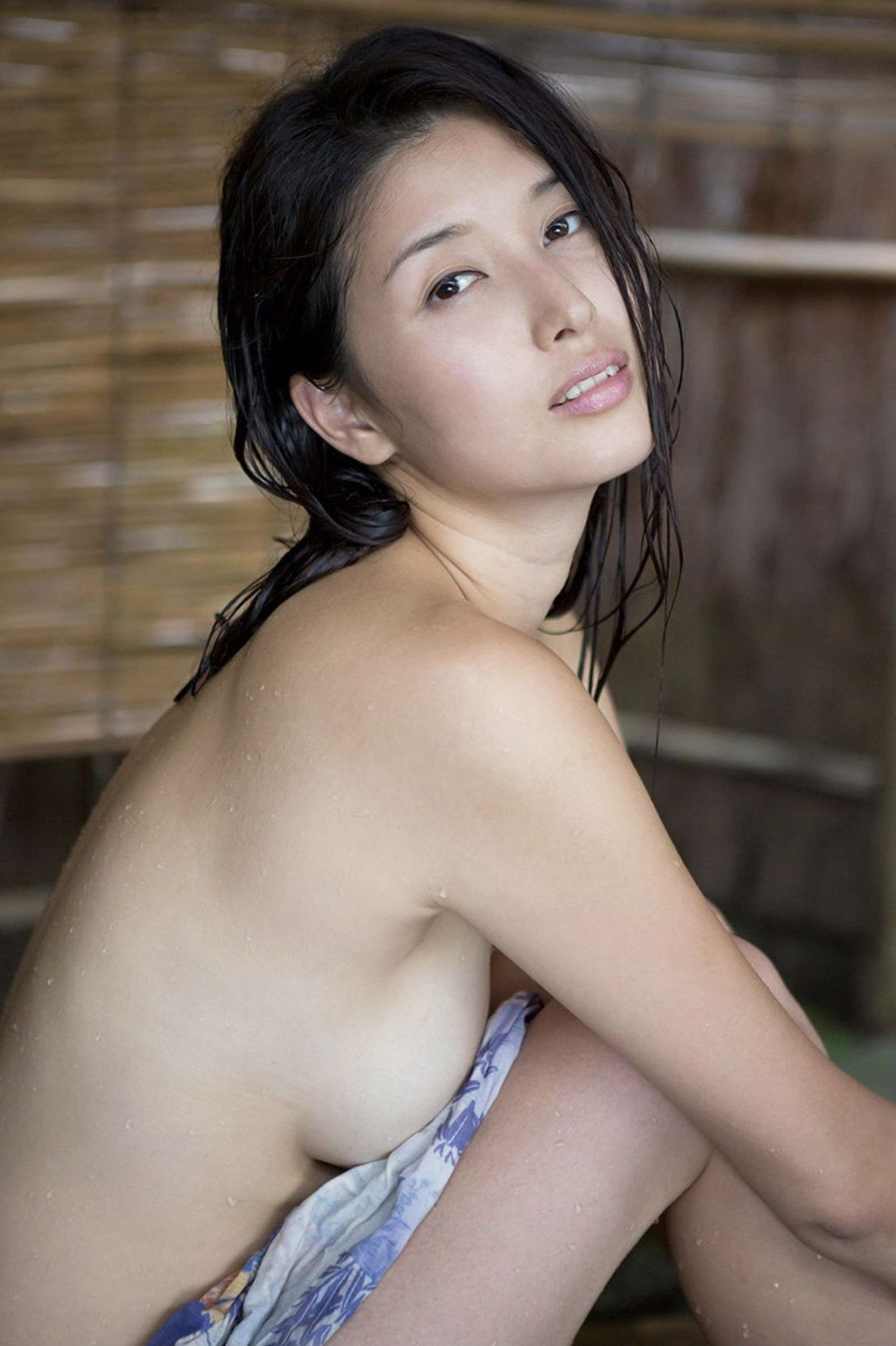 『愛の記憶』橋本マナミ デジタル写真集 037