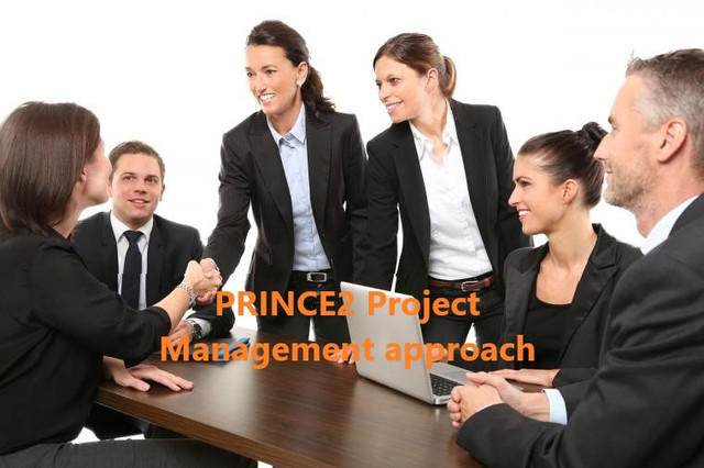 PRINCE2 Project Management approach