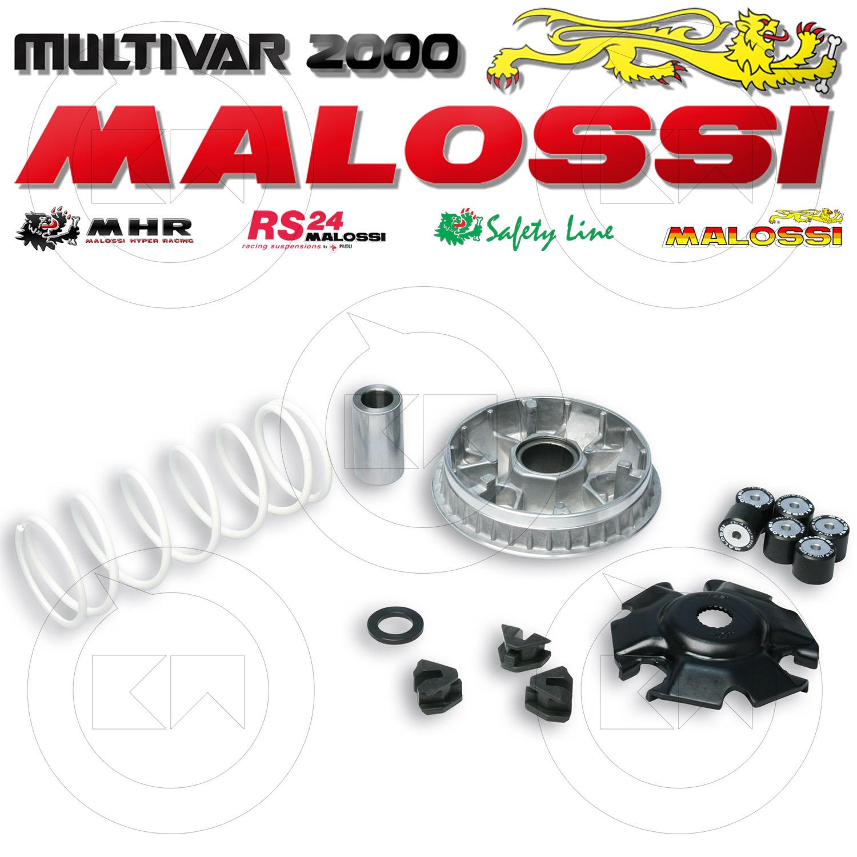Malossi 5114266 Variomatic Multivar 2000 Kymco Super Dink 125 Ie 4t