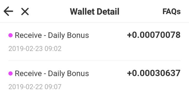 Oportunidade [Provado] Hapo - iOS/Android - Ganha Bitcoin - (Actualizado em Abril de 2019) Hapo2