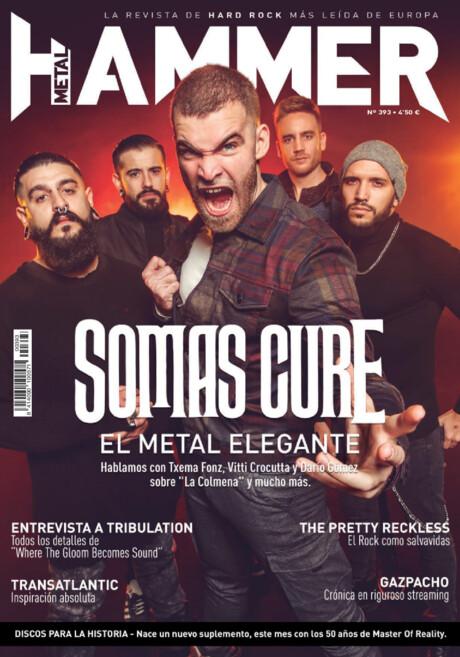 descargar Metal Hammer España - Enero 2021 .PDF [Racaty] gartis