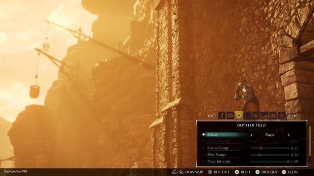 PlayStation Blog帶來了《惡魔之魂 重製版》角色創建界面和照片模式的展示,玩家在創建角色外觀時有超過1600萬中潛在的組合,遊戲添加了大量PS3版以外的選項。 Image