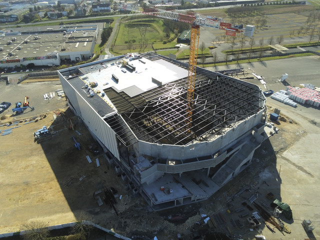 « Arena Futuroscope » grande salle de spectacles et de sports · 2022 - Page 17 102005870762
