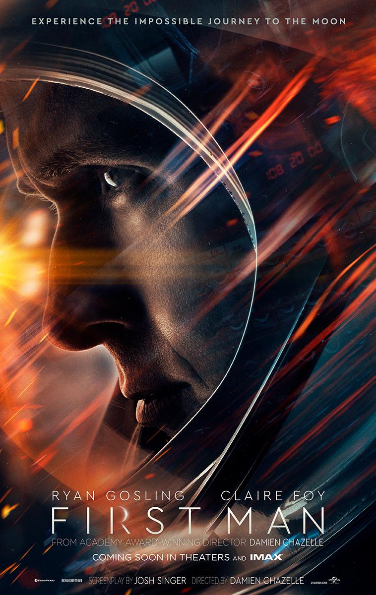 პირველი ადამიანი მთვარეზე / FIRST MAN