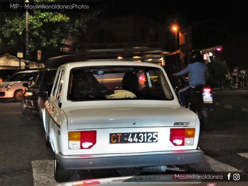 avvistamenti auto storiche - Pagina 38 Fiat-128-1-1-54cv-78-CT443125
