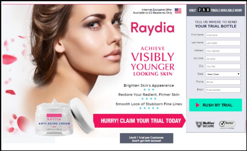 Raydia Cream