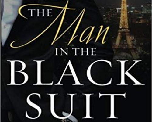 "@AllbookEditora acaba de anunciar o lançamento de ""The Man In The Black Suit"" de Sylvain Reynard"