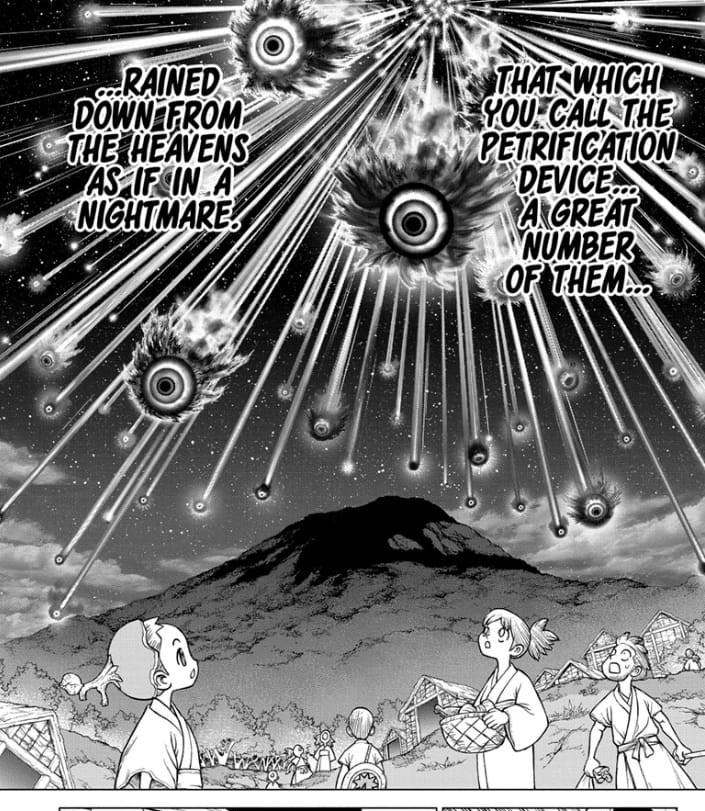 Dr. Stone chapter 140