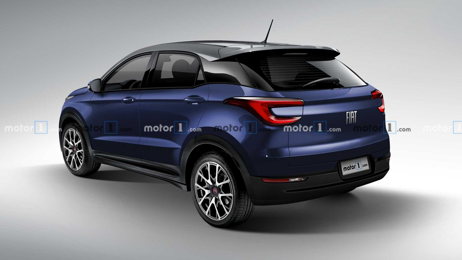 2021 Fiat Argo SUV 13